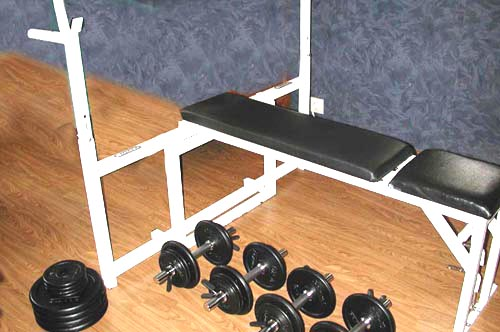 Banc De Musculation Reglable Fait Maison Muscul Com